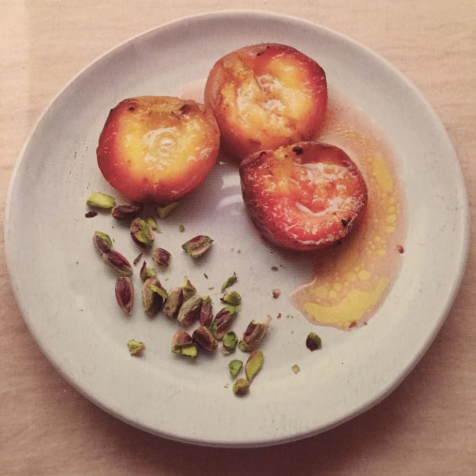 roasted-peaches