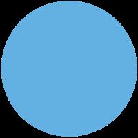 small blue circle 2