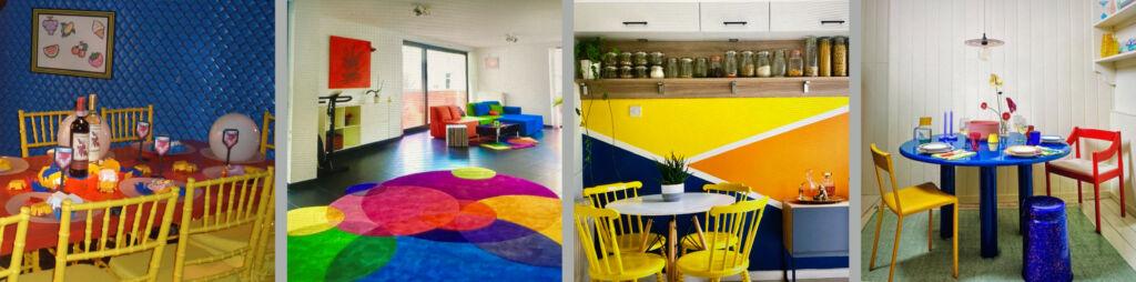 colour rooms