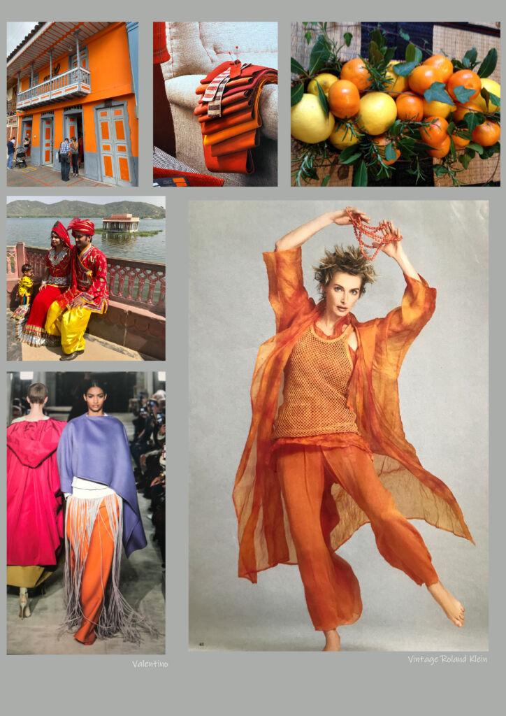 warm tones 1 collage 2